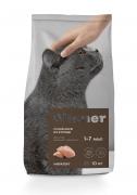 WINNER 10 кг сухой корм для кошек домашнего содержания курица