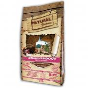 Сухой корм для кошек Natural Greatness Sensitive Indoor, для домашних, курица, 6кг