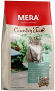 "Сухой корм Mera Country Taste ""Truthahn"" (Мера Кантри Тейст ""Трутан"") для взрослых кошек с индейкой 1,5 кг."