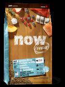 NOW FRESH корм беззерновой для взрослых кошек с форелью и лососем для чувствительного пищеварения 3,63 кг