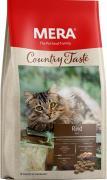 "Сухой корм Mera Country Taste ""Rind"" (Мера Кантри Тейст ""Ринд"") для взрослых кошек с говядиной 1,5 кг."