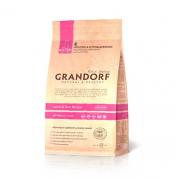 Grandorf Сухой низкозерновой корм для котят с ягненком и рисом Lamb Rice Kitten 2кг
