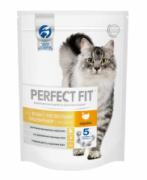 Перфект Фит сух.д/чувствительных кошек Индейка 190г