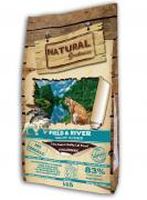 Сухой корм для кошек Natural Greatness Field&River Recipe, 6 кг