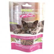 Лакомство для кошек TITBIT Вяленые Соломка ароматная 40г