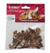 Лакомство для кошек TiTBiT, легкое баранье, 10 г