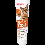 Мультивитаминная паста для кошек Beaphar Duo Active 100г