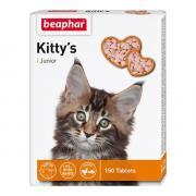 Витамины для котят Beaphar Kitty's Junior 150шт