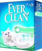 """Наполнитель для кошачьего туалета Ever Clean """"Aqua Breeze Scent"""", комкующийся, с ароматизатором, 10 л"""