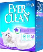 "Наполнитель для кошачьего туалета Ever Clean ""Lavender"", комкующийся, с ароматом лаванды, 10 л"