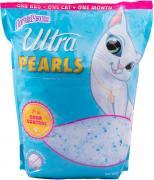 Наполнитель для кошачьего туалета Ultra Pearls силикагелевый 10л