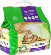 "Наполнитель для кошачьего туалета ""Cats Best Nature Gold"", древесный, 5 л"