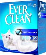 """Наполнитель для кошачьего туалета Ever Clean """"Multi-Crystals"""", комкующийся, 10 кг"""