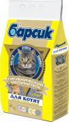 Барсик Впитывающий наполнитель для котят, 4,54л (3 кг)