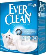 Наполнитель для кошачьего туалета Ever Clean Extra Strength Unscented, комкующийся, без ароматизатора, 10 л