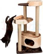 Товары для кошек Балуй Балуй-06 джут домик с лежанками и когтеточками