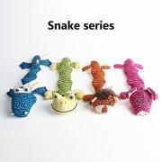 Игрушки Игрушки с писком Животные Полиэстер Плюшевая ткань Хлопок Назначение Собаки