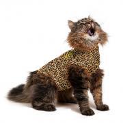 MPS Leopard Print - Функциональная попона для кошек XXXS 29-37 см