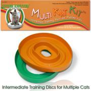 Комплект дополнительных промежуточных вставок Multi-Kat-Kit для Системы приучения к туалету Litter Kwitter