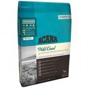 Корм для собак и щенков ACANA Wild Coast для всех пород рыба, резаный овес сух. 6кг