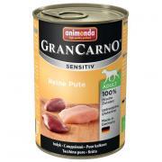 Корм для собак Animonda Gran Carno Sensitiv c индейкой конс. 400г