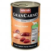 Корм для собак Animonda Gran Carno Sensitiv c курицей конс. 400г