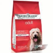Корм для собак ARDEN GRANGE курица, рис сух. 12кг