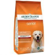 Корм для собак ARDEN GRANGE для собак преклонного возраста сух. 12кг