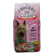 Корм для собак Dr. ALDER`s С-4 Crocant Activ Говядина, рис сух.18кг