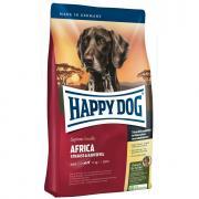 Корм для собак HAPPY DOG Африка мясо страуса сух. 4кг