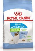 """Корм сухой Royal Canin """"X-Small"""", для щенков мелких пород миниатюрных собак (меньше 4 кг) с 2 до 10 месяцев, 3 кг"""
