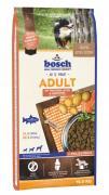 Сухой корм для собак Bosch Adult Salmon & Potato, для всех пород лосось и картофель (15 кг)