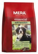 MERA ESSENTIAL SOFT BROCKEN (полувлажный корм для взрослых собак), 12,5 кг