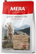 Сухой корм MERA PURE SENSITIVE ADULT FRESH MEAT RIND&KARTOFFEL для взрослых собак, с говядиной и картофелем, 4 кг
