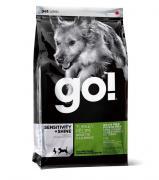 GO! NATURAL HOLISTIC (беззерновой для щенков и собак с индейкой для чувствительного пищеварения) 2,72 кг