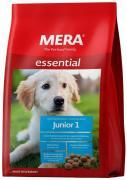 Сухой корм MERA ESSENTIAL JUNIOR 1 для щенков малых и средних пород до конца периода роста, крупных пород до 6-ти месяцев, 12,5 кг