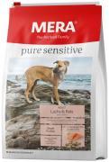 Сухой корм MERA PURE SENSITIVE ADULT LACHS&REIS для взрослых собак с лососем и рисом, 4 кг