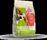 Сбалансированный корм STATERA для взрослых собак крупных пород с ягненком, 18 кг