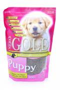 NERO GOLD super premium сухой корм для щенков всех пород с курицей и рисом 800 г