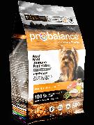 Сухой корм для миниатюрных собак Probalance Immuno Mini, 500г