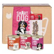 Smart Dog Smart Box Мясной рацион для умных собак крупных пород 1,5 кг