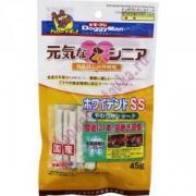 Отбеливающие палочки с глобигеном, хондроитином и глюкозамином для общего здоровья собак. DOGGY MAN , Размер SS, 45 г