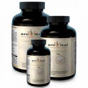 Витаминный комплекс AniVital CaniDerm для кожи и шерсти собак, 140 гр 60 таб.