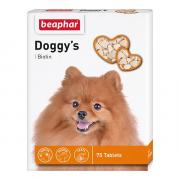 Витамины для собак Beaphar Doggy's+Biotin с биотином 75шт