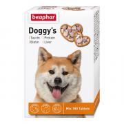 Витамины для собак Beaphar Doggy's MIX смесь 180шт