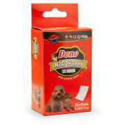Прокладки Dono Mini Nappy при течке у животных М, супер тонкие, 5,8х9,7 см, 10шт в уп.