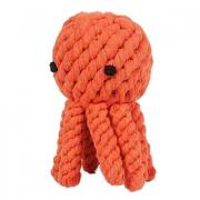 Жевательные игрушки Веревка Осьминог текстильный Назначение Игрушка для собак