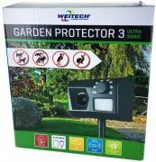 Стационарный ультрозвуковой отпугиватель - Weitech WK0055 - Garden Protector 3