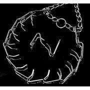 Собака Ошейники Поводки Регулируется / Выдвижной Тренировки Однотонный Нержавеющая сталь Серебряный