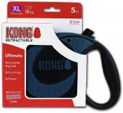 Поводок-рулетка для собак Kong Ultimate XL, цвет: синий, до 70 кг, 5 м